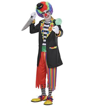 Forferdelig Klovn Kostyme