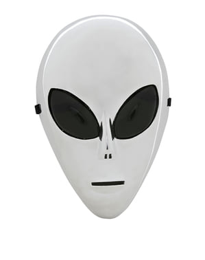Срібна маска марсіанська