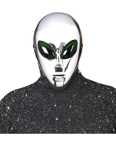 Srebrna maska ufoludka