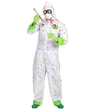 Costume da scientifico tossico