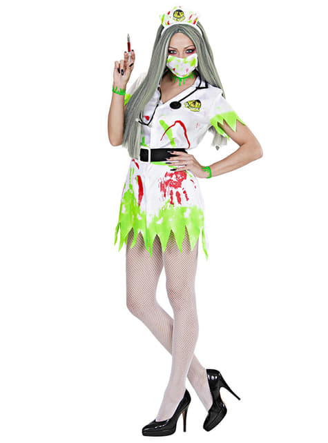Disfraz de enfermera nuclear