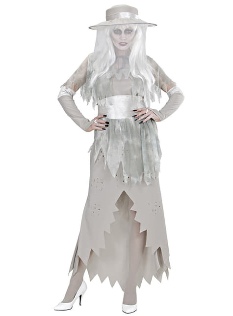 Ghostly Lady Costume