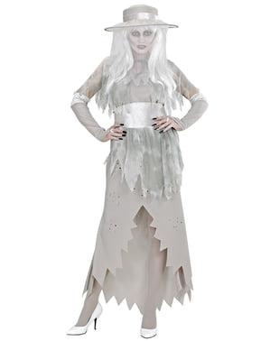 Spöklik fröken Maskeraddräkt