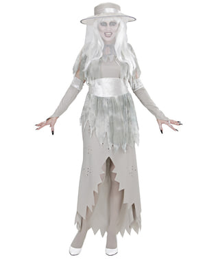 Spøkelses Kostyme Dame