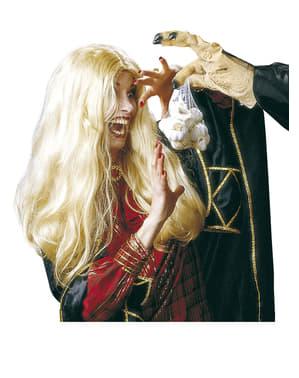 Peruka diabelska czarownica