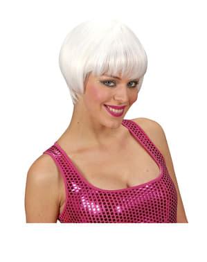 White Rave Wig