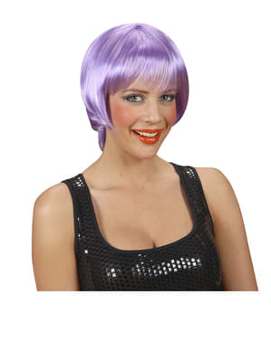Lilac Rave Wig