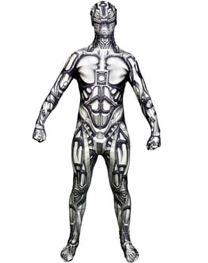 The Android Monster Collection Adult Morphsuit Costume