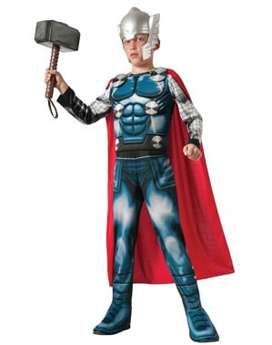 Deluxe detský kostým Thor Avengers