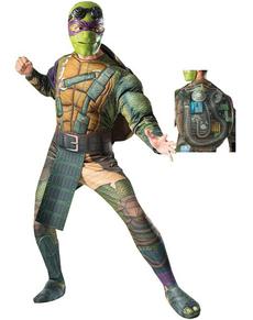 Disfraz de Donatello Tortugas Ninja Movie para adulto