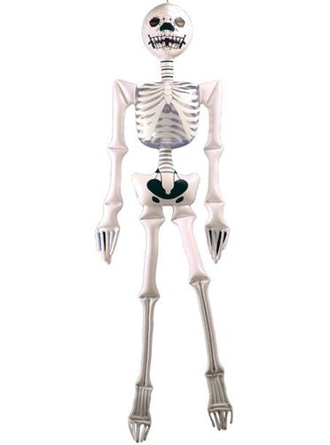 Scheletri gonfiabili per il tuo costume funidelia for Gonfiabili halloween