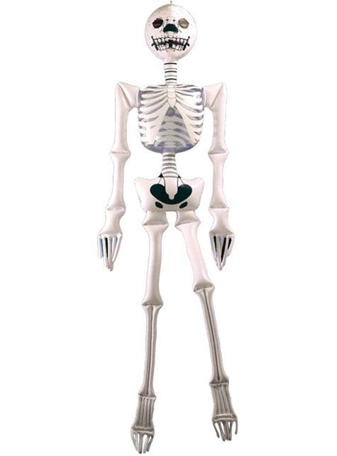 Uppblåsbart Skelett