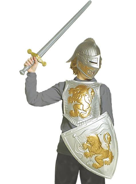 Keskiaikainen haarniskasetti