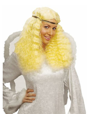 Long Hair Angel Wig