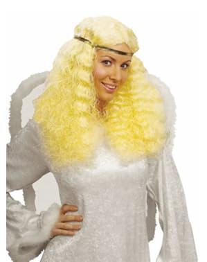 Peruka Anioł włosy kręcone