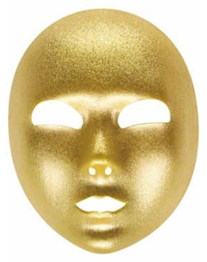 Maschera oro