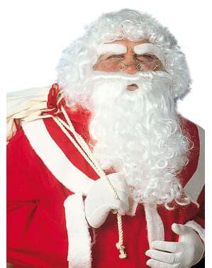 Weihnachtsmann Haar Set