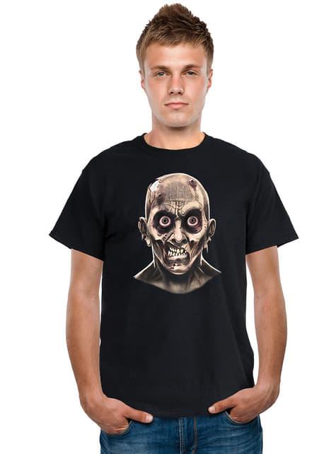 Digital Dudz Zombie with Suspicious Eyes T-shirt