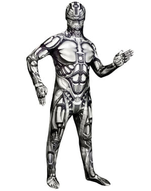 Costume da Androide Monster Collection Morphsuits infantile
