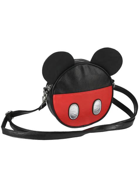 Mala a tiracolo de Mickey Mouse com orelhas redonda para mulher - Disney