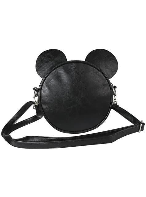 Bandolera de Mickey Mouse con orejas redonda para mujer - Disney - oficial