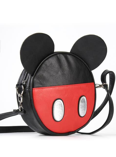 Bandolera de Mickey Mouse con orejas redonda para mujer - Disney - barato