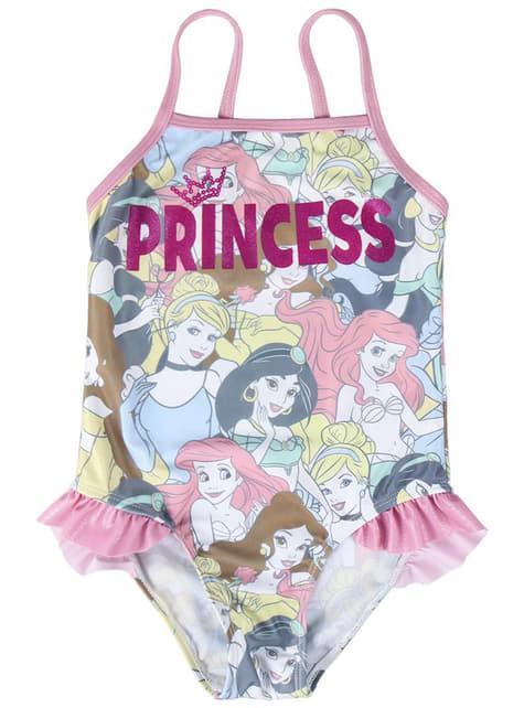 Fato de banho das Princesas Disney para menina - Disney