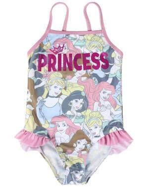 女の子のためのディズニープリンセス水着 - ディズニー