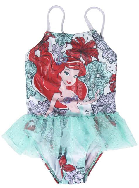 Bañador de La Sirenita para niña - Disney
