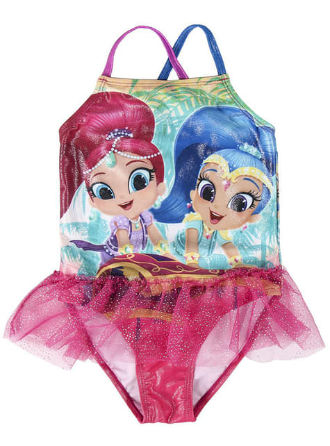 Shimmer and Shine Swimsuit for Girls