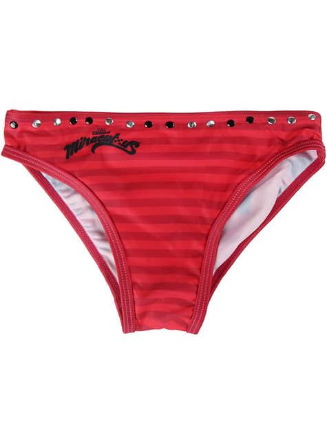 Bikini de Ladybug para niña