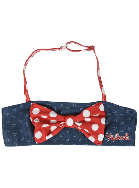 Bikini de Minnie Mouse para niña - Disney