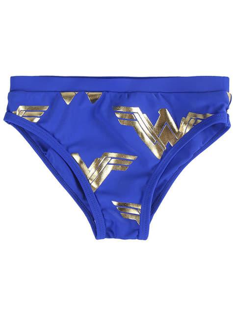 Bikini de Wonder Woman para niña - Warner Bros