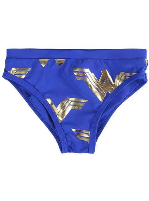 Wonder Woman Bikini for Girls - Warner Bros