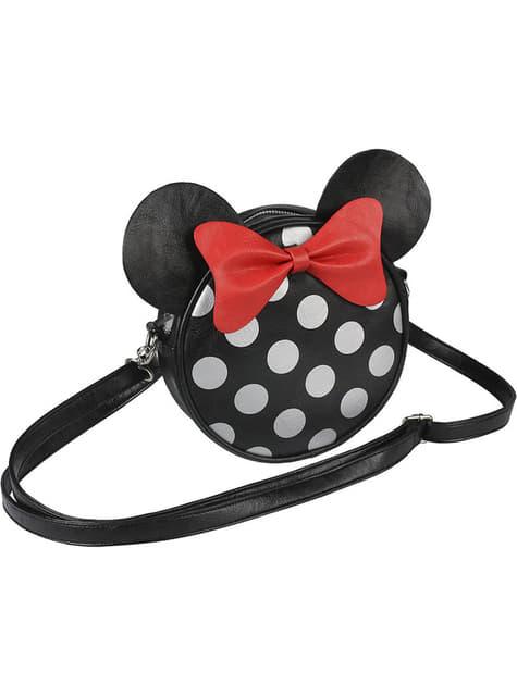 Mala de Minnie Mouse com orelhas e laço para mulher - Disney