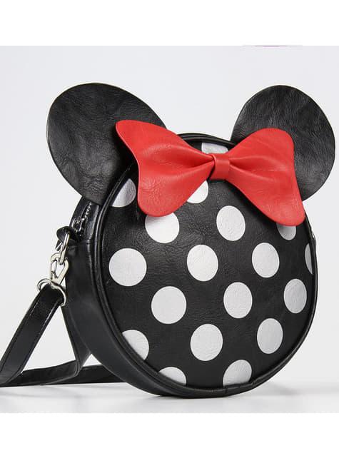 Bolso de Minnie Mouse con orejas y lazo para mujer - Disney - barato