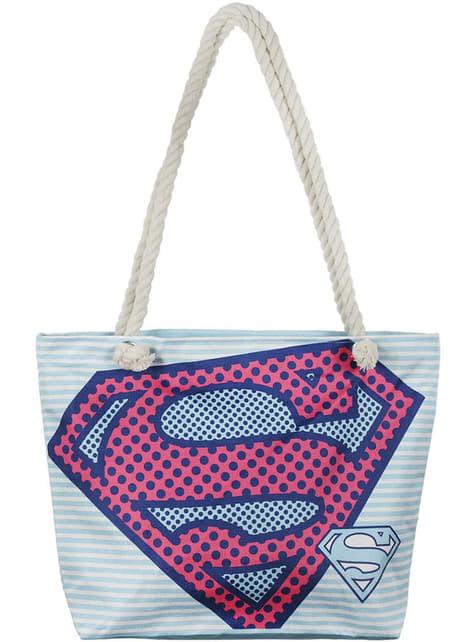 Superman Beach Bag for Women