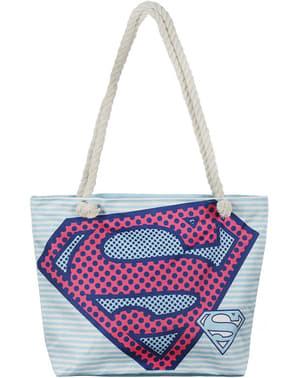 महिलाओं के लिए सुपरमैन बीच बैग