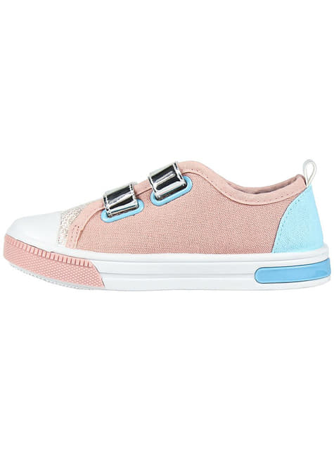 Elsa trainers with lights for girls - Frozen
