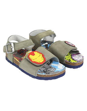 The Avengers sandals for boys - Marvel