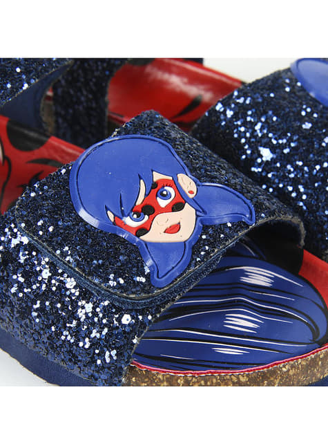 Sandalias de Ladybug para niña