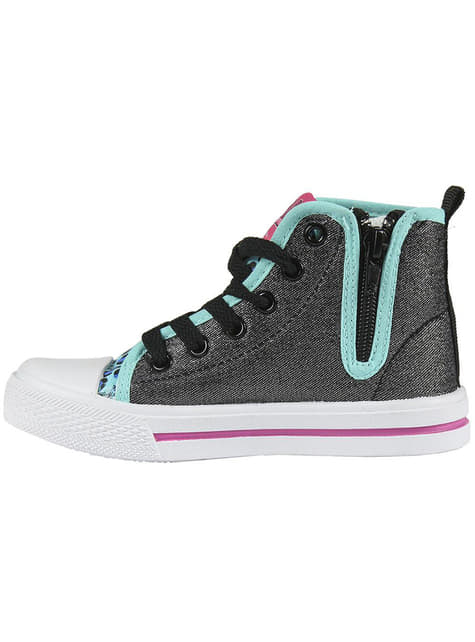 LOL Surprise trainers in black for girls