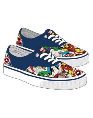 Zapatillas de Los Vengadores azules para niño - Marvel