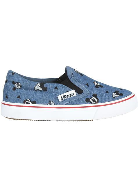 Zapatillas de Mickey Mouse vaquera para niño - Disney