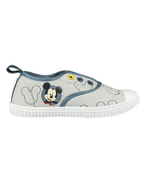 Zapatillas de Mickey Mouse grises para niño - Disney