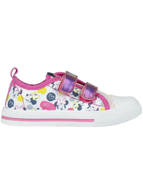 Baskets Minnie Mouse fille - Disney