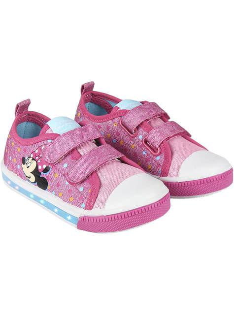 Minni Hiiri lenkkarit valoilla tytöille - Disney