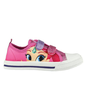 Zapatillas de Shimmer and Shine para niña