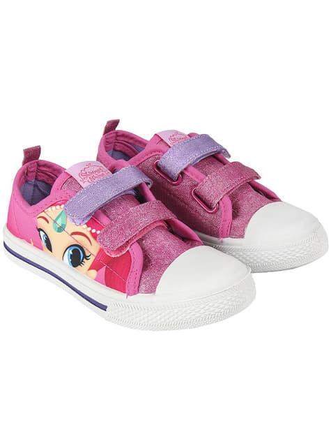 Zapatillas de Shimmer and Shine para niña - oficial