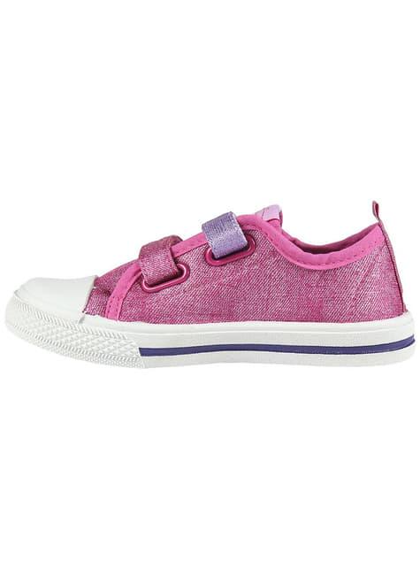 Zapatillas de Shimmer and Shine para niña - barato
